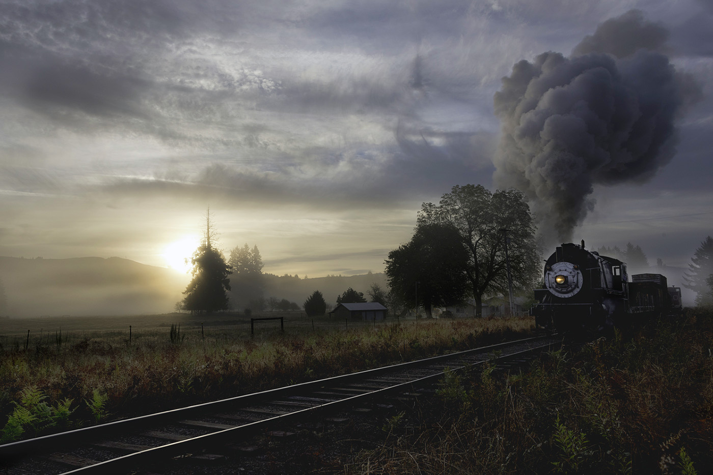 washington-sunrise